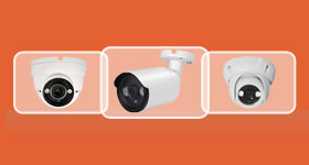 Western Security AHD Camera