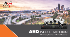 Western Security AHD Product Selection